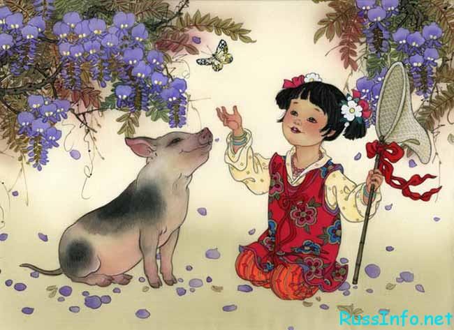 китайский гороскоп на 2017 год для Кабана