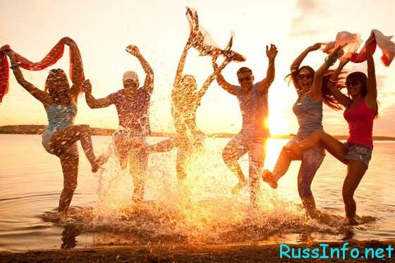 день Молодежи России в 2018 году