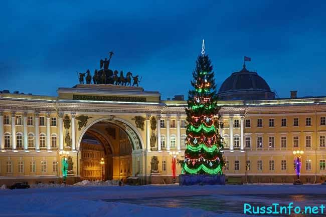 новогодней ярмарки в Санкт-Петербурге 2016-2017
