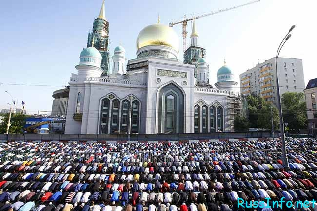 мусульманские праздники 2019