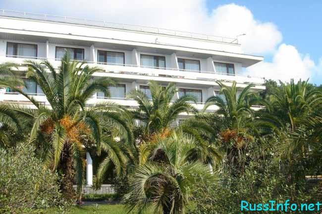 отдых в Абхазии 2019 летом в Пицунде