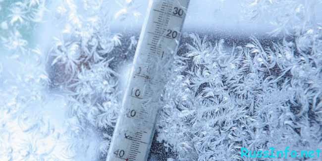 погода зимой 2018-2019 года в Краснодаре