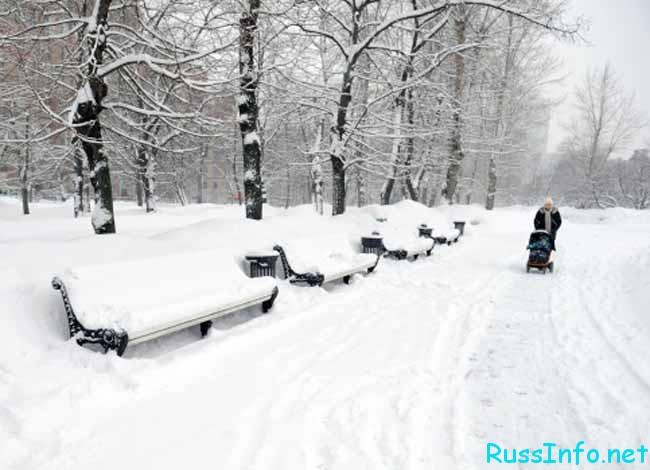 прогноз на зиму 2018-2019 от Гидрометцентра для России