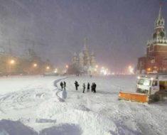 какая будет зима 2016-2017 в Москве по прогнозам синоптиков
