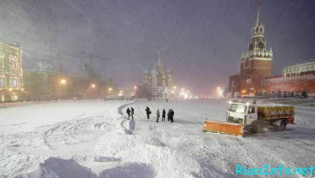 какая будет зима 2020-2021 в Москве по прогнозам синоптиков