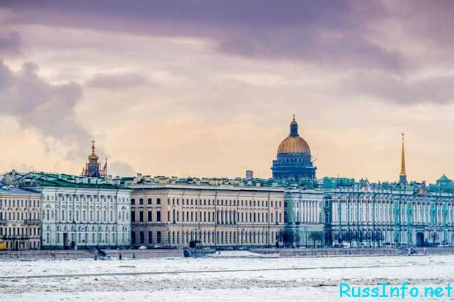 1) какая будет зима 2020-2021 в Санкт-Петербурге