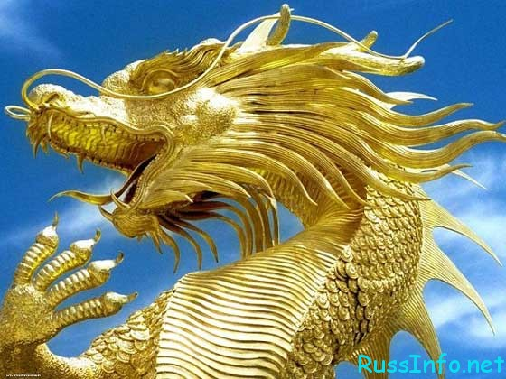 Дракон. Восточный китайский гороскоп для Дракона