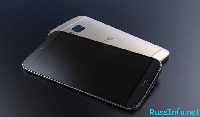 2 телефона HTC