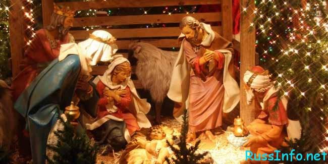 Какого числа Рождество Христово в 2017 году