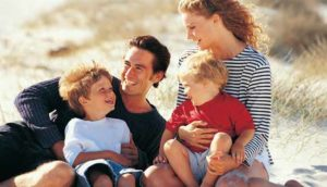 мама папа и детки