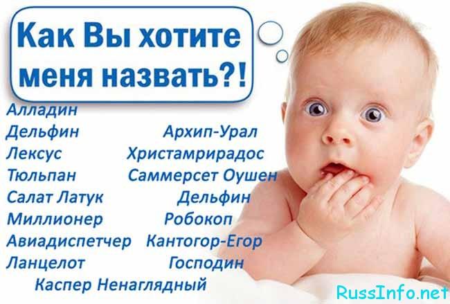 Православные имена девочек и мальчиков по месяцам и числам на 2018 год