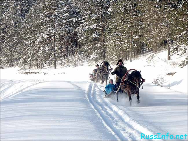 Прогноз какой будет зима 2016-2018в Башкирии