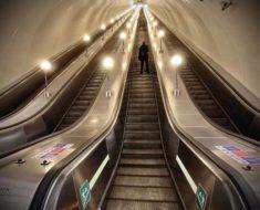 метро Питера