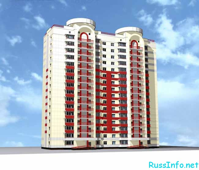 новые дома в Хабаровске