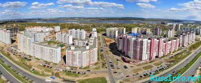 Фрунзенский р-он Ярославля