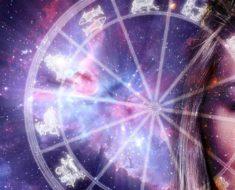девушка и астрология