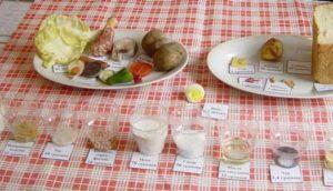 продукты по граммам
