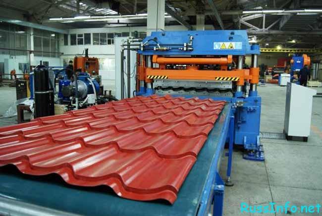 производство металпрофиля