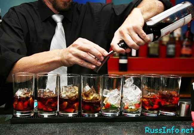братишка-бармен