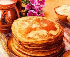 Масленица-праздник обжорства