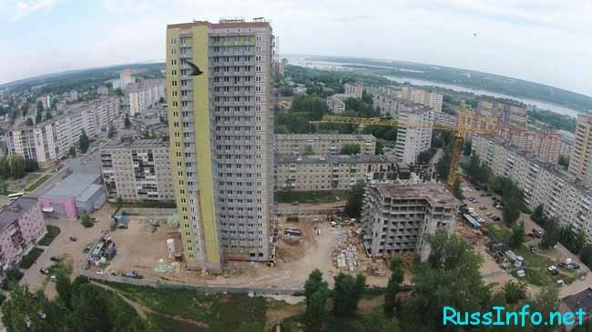 жилищный комплекс «Журавли» от «УнистройДома»