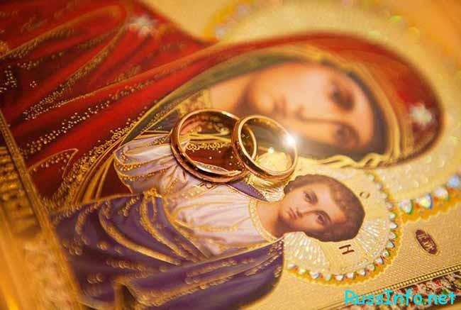 два кольца и Богородица