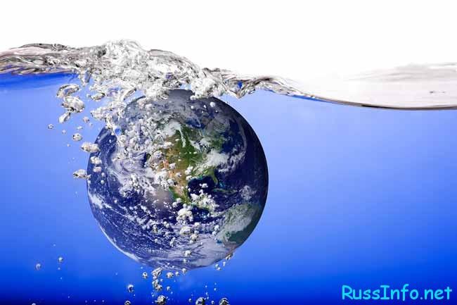 день воды