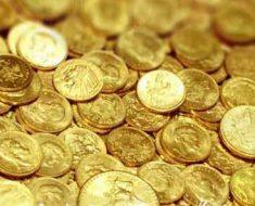 золотые деньги