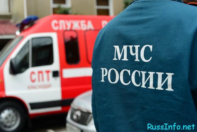 пожарники Росии