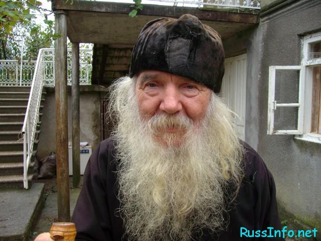 Один из отшельников (Касьян)
