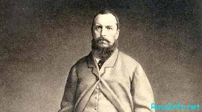 дата связана с рождением еще одного русского поэта - Григорьева Аполлона Александровича