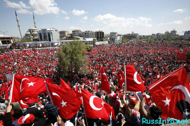 Последняя перепись населения в Турции