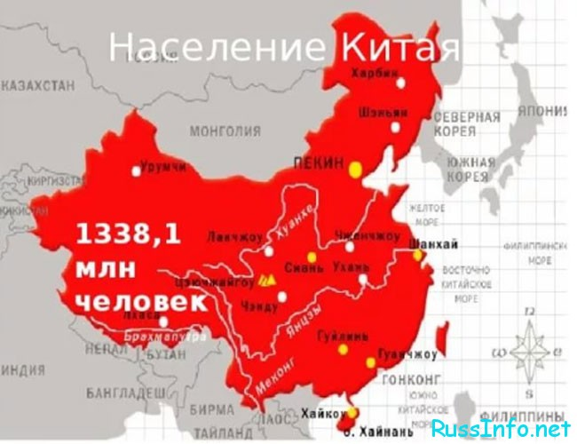 это Китай