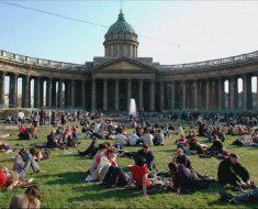 Питер является культурной столицей России