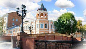 Воронеж – достаточно крупный город