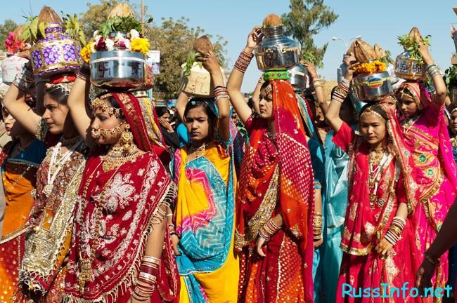 индийские красотки