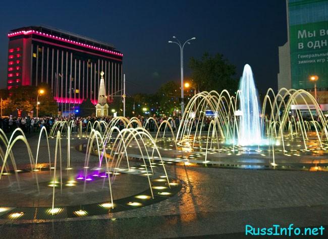 Краснодар - это прекрасный южный город