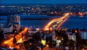 Саратов является историческим российским городом