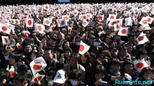Население Японии