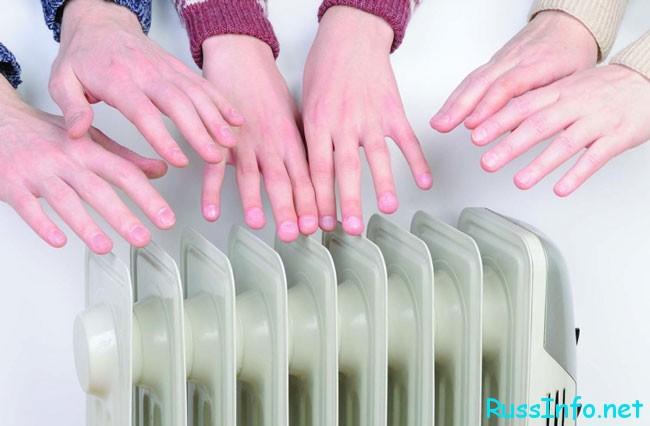 Когда россияне смогут получить тепло?