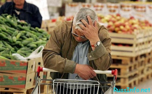 Стоимость всевозможных продуктов в Российской Федерации сегодня постоянно возрастет