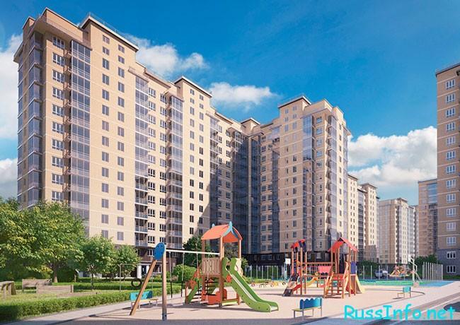 Жилой комплекс Внуково 2020