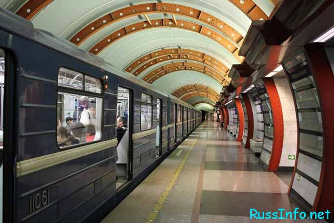 метро Санкт Петербурга