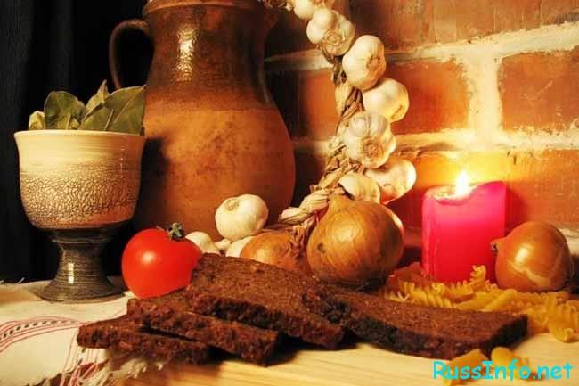 основы Рождественского поста