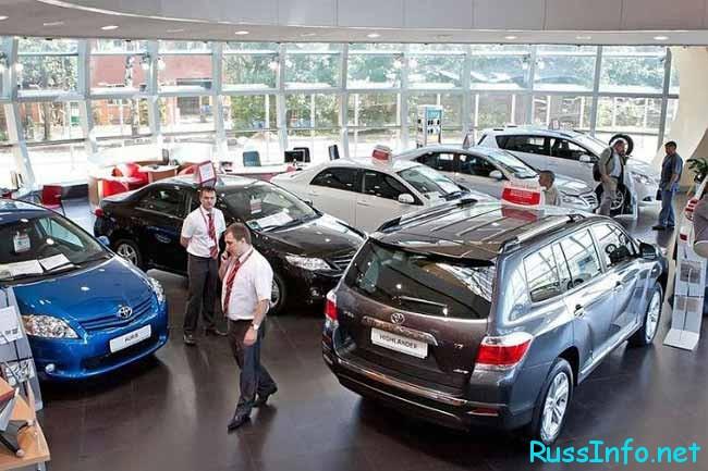 автомобильный рынок должен ожидать подъем