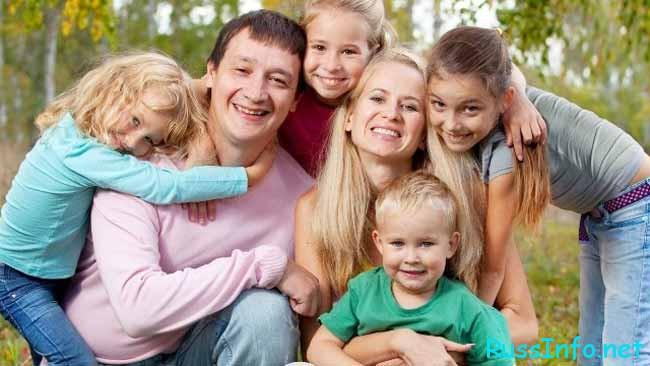 Какие будут льготы многодетным семьям в 2018 году?
