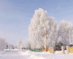 Зима - это очень замечательная пора