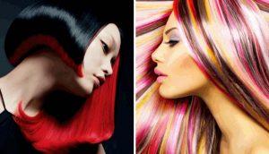 Самое модное окрашивание волос