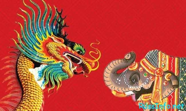 Путешествие в Индию или Китай