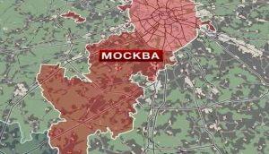 границы расширения Москвы
